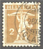 Switzerland Scott 146 Used