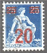 Switzerland Scott 199 Used