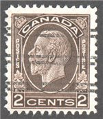 Canada Scott 196xx Used VF W-196