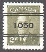 Canada Scott 305xx Used VF 5-305 Quebec