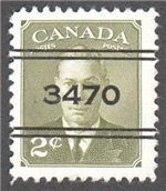 Canada Scott 305xx Used VF 5-305 London