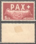 Switzerland Scott 304 Mint (P)