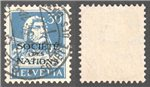 Switzerland Scott 2-O-17a Used (P)
