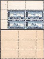 Newfoundland Wayzata Airmail MNH PB UL VF (A4-9)
