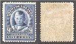 Newfoundland Scott 111i Mint VF (P14.2) (P636)