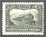 Newfoundland Scott 176 Mint F (P13.8x14)