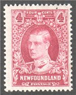 Newfoundland Scott 175 Mint F (P14x13.5)
