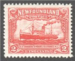 Newfoundland Scott 173 Mint VF (P13.5x14)