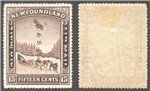 Newfoundland Scott 211iii Mint VF (P14.1) (P)