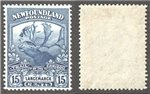 Newfoundland Scott 124 Mint VF (P14.1) (P)