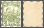 Newfoundland Scott 126 Mint VF (P13.9) (P)