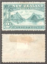 New Zealand Scott 82 Mint VF (P)