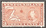 Newfoundland Scott 234 Mint F (P14.1)