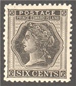 Prince Edward Island Scott 15 Mint VF