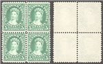 New Brunswick Scott 8a MNG VF Block (P)