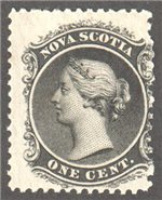 Nova Scotia Scott 8 Mint F