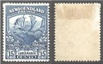 Newfoundland Scott 124 Mint F (P14.1) (P)