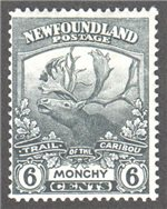 Newfoundland Scott 120 Mint F (P13.9)