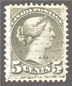 Canada Scott 42 Used VF