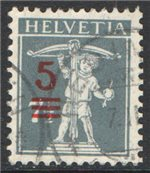 Switzerland Scott 195 Used