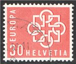 Switzerland Scott 374 Used