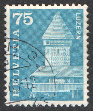 Switzerland Scott 393 Used