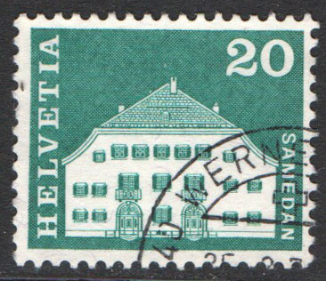 Switzerland Scott 443 Used