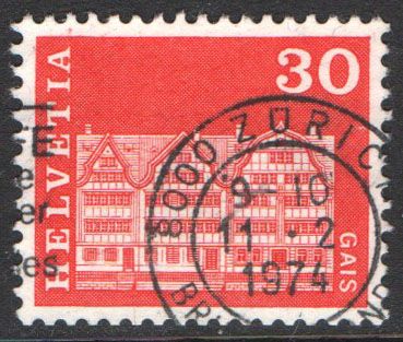 Switzerland Scott 444 Used