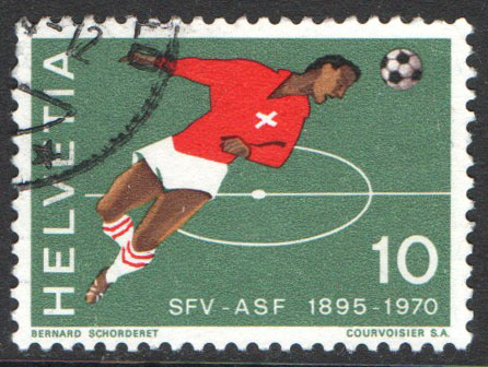 Switzerland Scott 517 Used