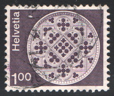 Switzerland Scott 569a Used