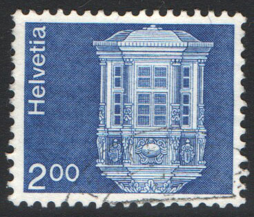 Switzerland Scott 576 Used
