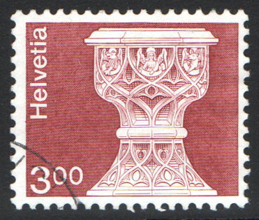 Switzerland Scott 578 Used
