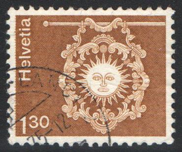 Switzerland Scott 572 Used