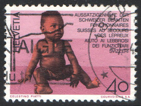 Switzerland Scott 612 Used