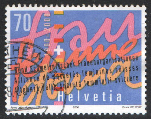 Switzerland Scott 1073 Used