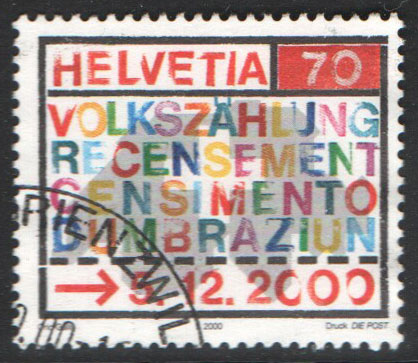 Switzerland Scott 1079 Used
