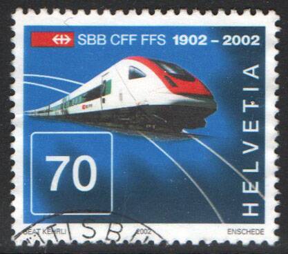 Switzerland Scott 1116 Used