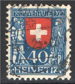 Switzerland Scott B24 Used (P)