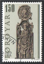 Faroe Islands Scott 57 Used