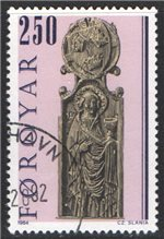 Faroe Islands Scott 102 Used