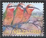 Zambia Scott 1027 Used