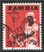 Zambia Scott 7 Used