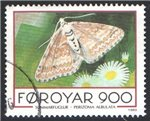 Faroe Islands Scott 259 Used