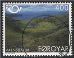 Faroe Islands Scott 281 Used
