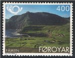 Faroe Islands Scott 280 Used