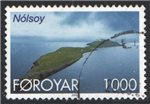 Faroe Islands Scott 386 Used