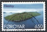 Faroe Islands Scott 384 Used