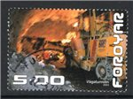 Faroe Islands Scott 427 Used