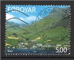 Faroe Islands Scott 433 Used