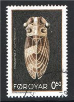 Faroe Islands Scott 276 Used